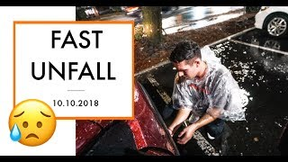 Im STURM ! REIFENPLATZER 😱 | 10.10.2018 | DailyMandT