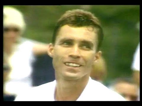 Ivan Lendl vs Boris Becker Final Stratton Mountain 1986