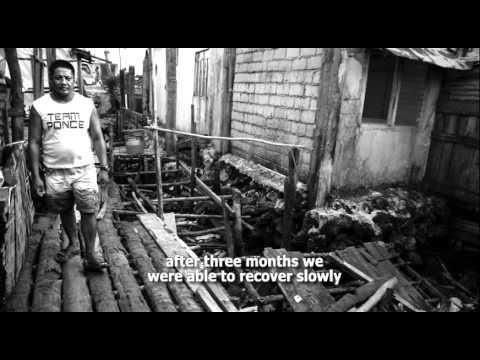 Rebuilding fishing communities