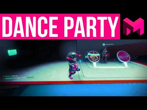 Destiny 2 Dance Party: HOW TO BOOGIE