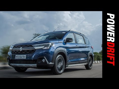 Maruti Suzuki XL6 : Worth 1.5 lakhs over Ertiga? : PowerDrift