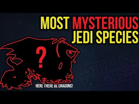 The Most Powerful and Mysterious Jedi Species | Star Wars Legends Lore