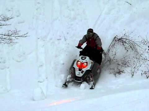 ski-doo FREESTYLE 300F - YouTube
