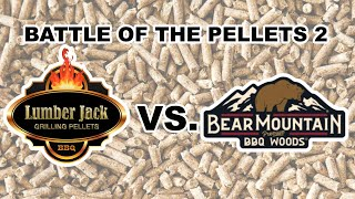 Battle Of The Pellets 2 - Lumberjack vs Bear Mountain