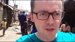 Największe slumsy Afryki - Kibera /Kenia #6/