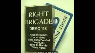 Right Brigade - demo