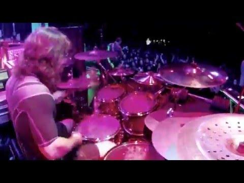 "Between the Buried and Me ""Telos"" drum demonstration - Blake Richardson"