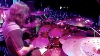 Between the Buried and Me Telos drum demonstration Blake Richardson