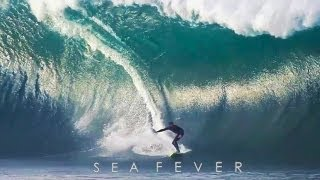 Sea Fever -Surf Film (Big waves in UK & Ireland) - Tim Davies