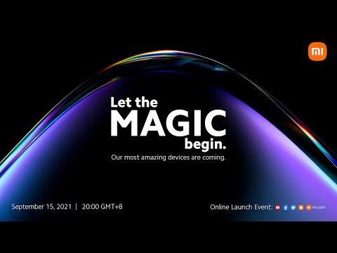 Khám phá những bí mật mới nhất của Xiaomi trong các sản phẩm ra mắt ngày 15/09/2021