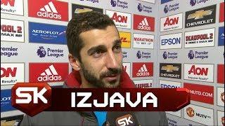 Mkitarijan za SPORT KLUB - Lepo je Dati Gol De Hei | Mančester Junajted - Arsenal 2:1