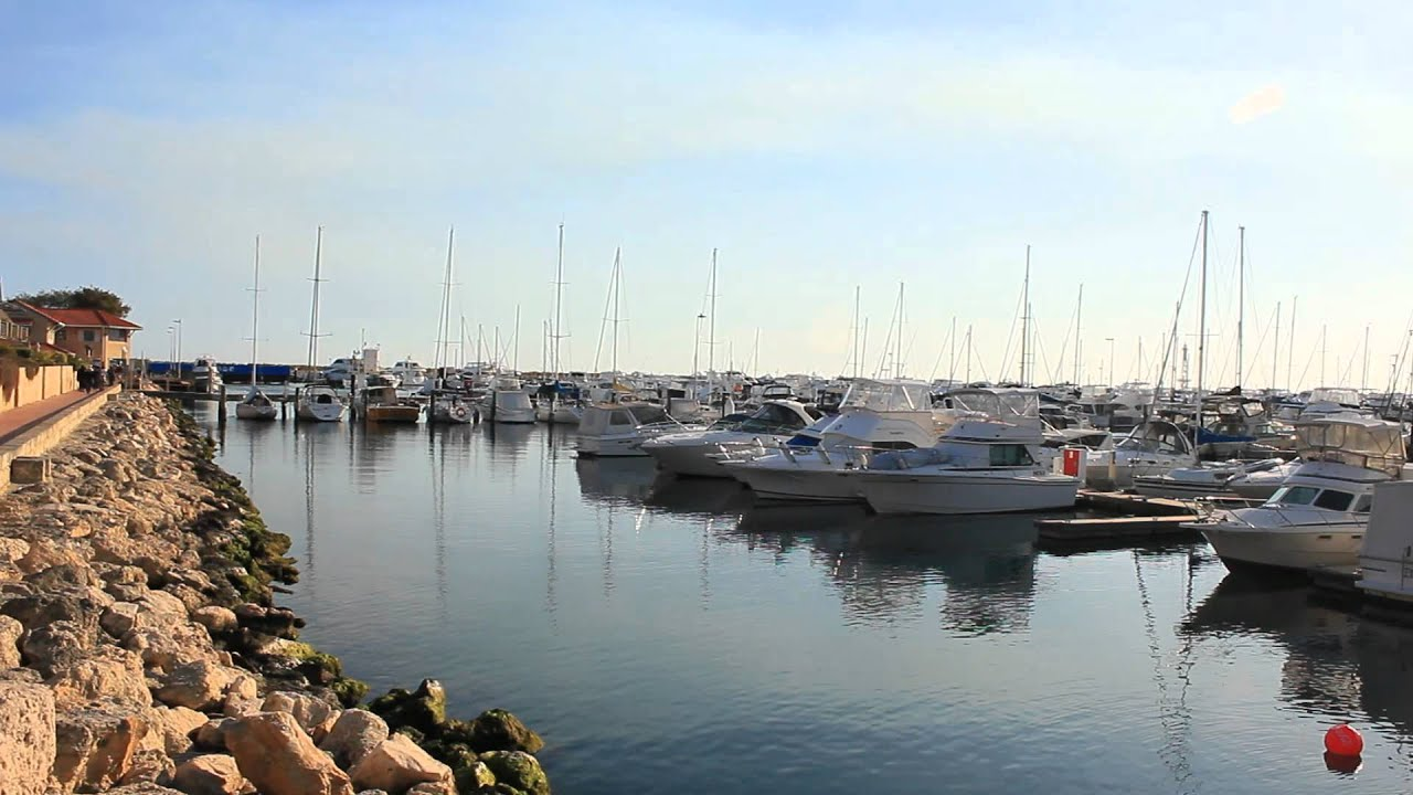 Hillarys Boat Harbour, Perth - YouTube