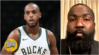 Perk deems Khris Middleton the 'most underrated Robin' in the NBA