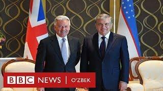 Ўзбекистон ва Мирзиёевнинг дўсти ҳукуматдан кетди - BBC Uzbek