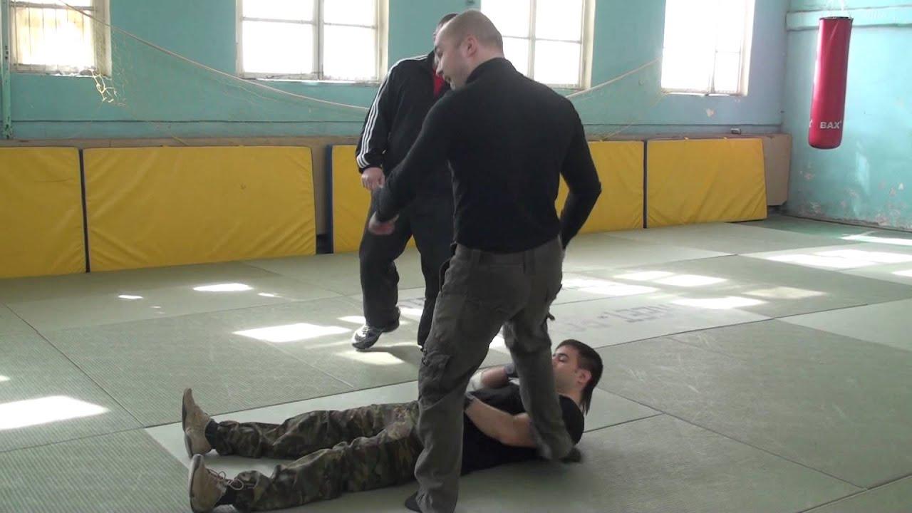 Бокс видео уличные