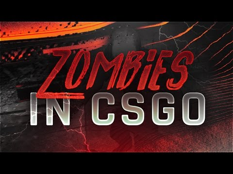 SHROUD FIGHTS ZOMBIES IN CSGO
