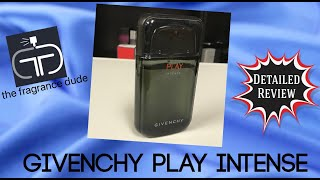 Givenchy Play Intense Fragrance Review