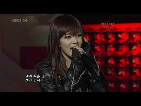 [HD] Bae Seul Ki - Seul Ki Say 10.12.07 1080p