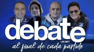 Debate LM.NET - MILLONARIOS 1 - 3 Once Caldas
