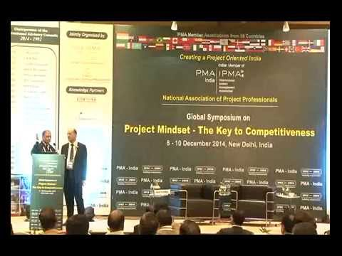 Managing International Projects through Project Mindset - N K Verma, MD, ONGC Videsh
