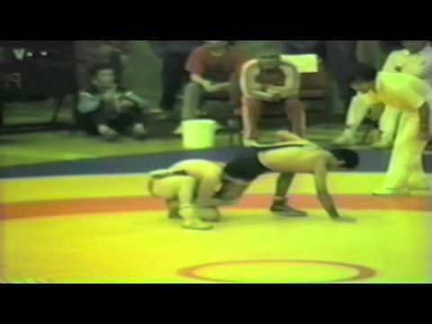 1988 Senior European Championships: 52 kg Vladimir Togusov (USSR) vs. Aslan Seyhanli (TUR)