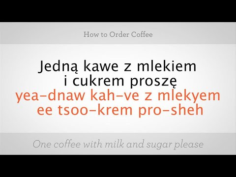 How to Count to 10 in Polish | Polish Lessons