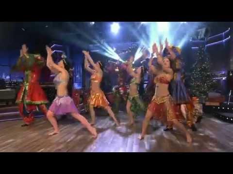 Ледовое шоу Аладдин и Повелитель огня