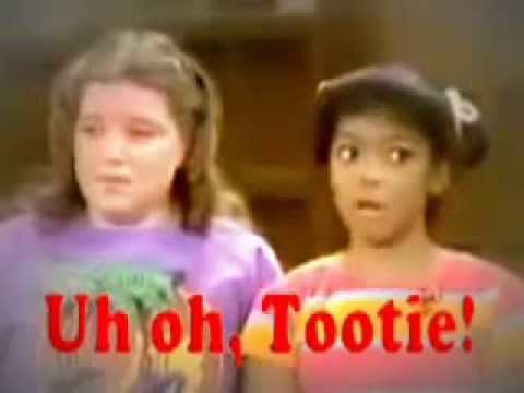 Uh Oh Tootie There's Gonna Be Trouble Facts Of Life Quote YouTube New Images Of Facts Of Life Quotes