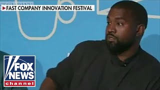 'The Five' reacts to Kanye's ambitious 2024 plans