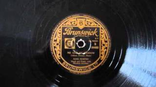 Rose Murphy: Me and my shadow 78rpm