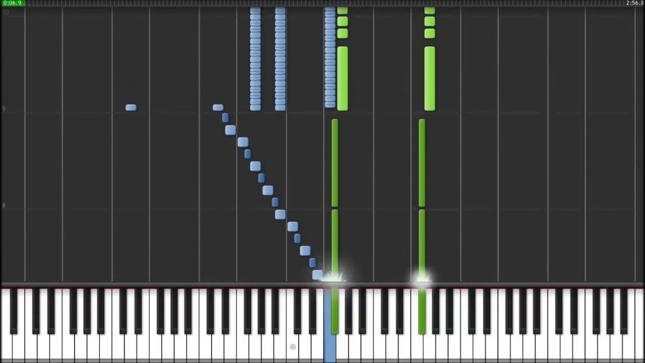 how to add music to synthesia
