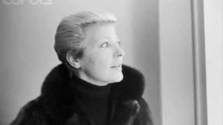Pilar Lorengar. Live Deutsche Oper. 22.1.1991. La maja de Goya. Enrique Granados.