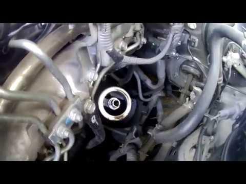 Oli All New Kijang Innova Brand Toyota Camry Nigeria My Video Oil Change Youtube