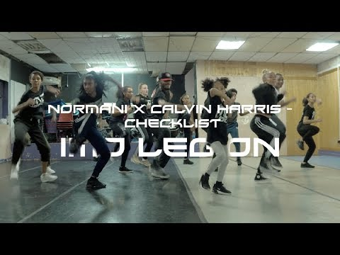 Normani X Calvin Harris - Checklist | Choreography by Lamar Lee |IMD OPEN CLASS