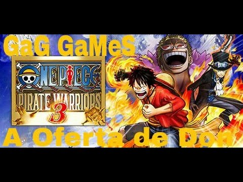 One Piece 3    Capitulo 1 Episodio 3 A Oferta de Don