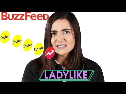 Thumbnail: BUZZFEED IS STEALING SAFIYA NYGAARD'S VIDEOS ( with proof )