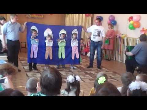 частушки на выпускной в детский сад