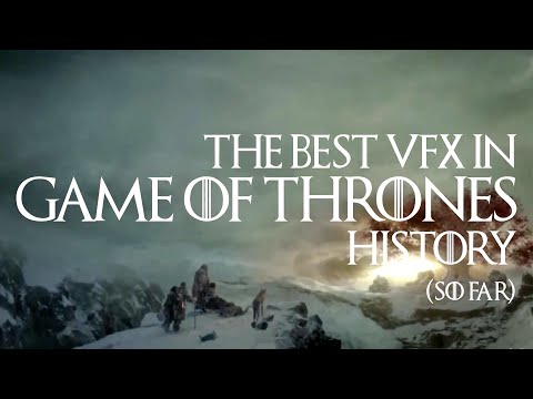 The evolution of Game of Thrones' effects with VFX supervisor Joe Bauer