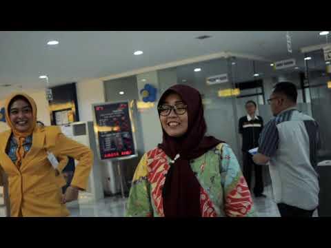 FlashMob HUT BankMandiri 20th Surabaya Gentengkali
