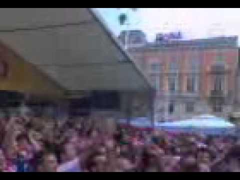 Italy-Croatia in Zagreb 3