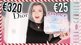 ESSENCE vs DIOR ADVENTSKALENDER UNBOXING | Vera Camilla