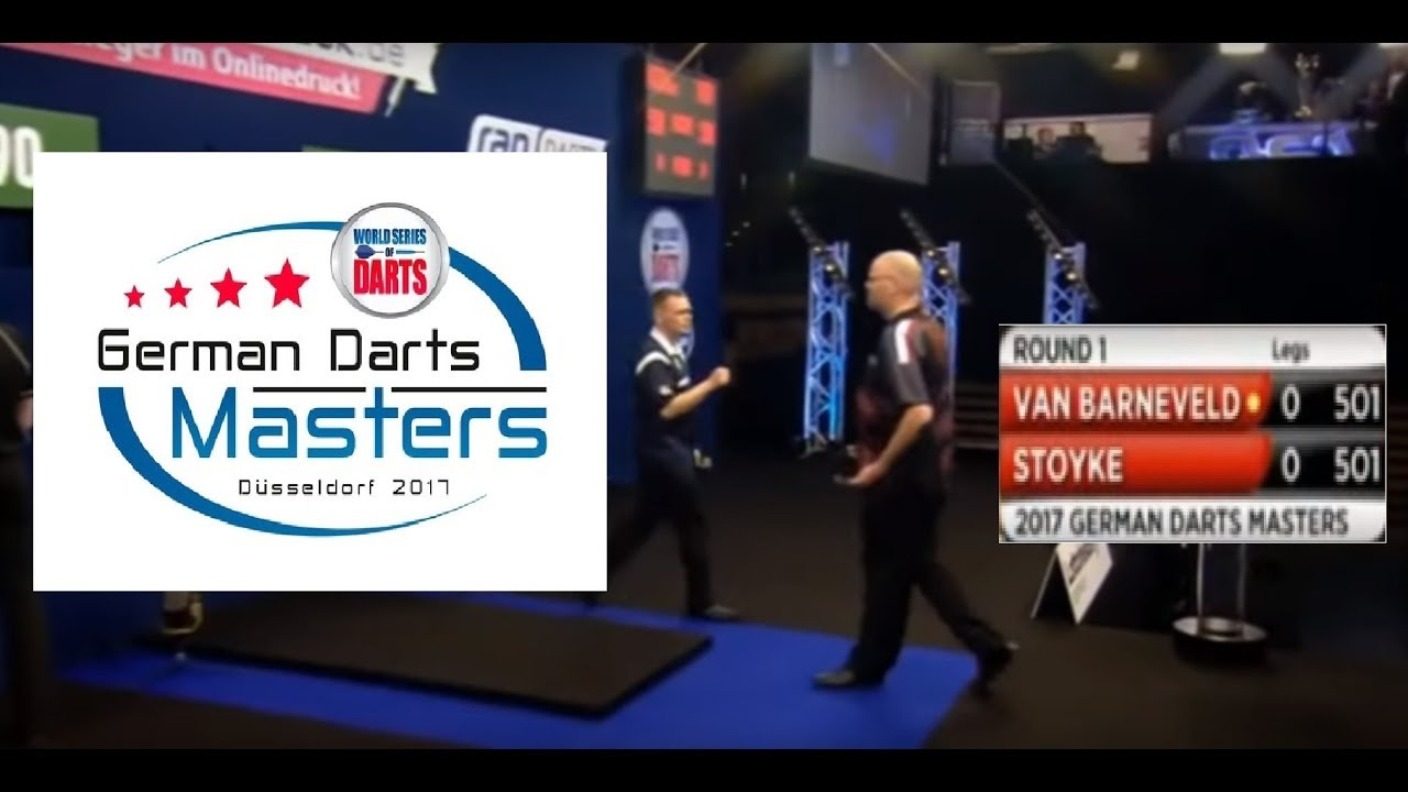 Dart German Masters