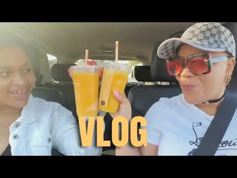 VLOG | CHIT CHAT | MINI MUKBANG | SHOPPING FOR A NEW SOFA