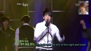 [Eng Sub] Fly To The Sky - Holding Onto The End Of This Night