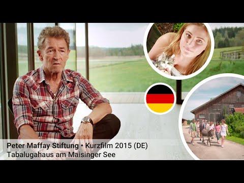 Peter Maffay Stiftung: Kurzfilm 2015 (DE) • Tabalugahaus am Maisinger See