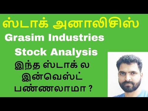 Grasim Industries Stock Analysis| Investment Stocks | Tamil Share