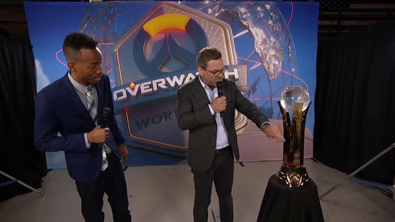 Overwatch World Cup Grand Prize