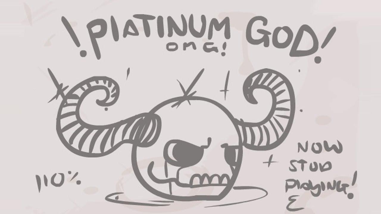Platinum God Isaac