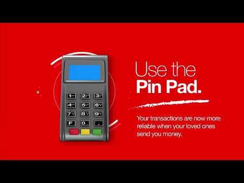 Use The Pin Pad To Receive At MoneyGram Locations | MoneyGram International