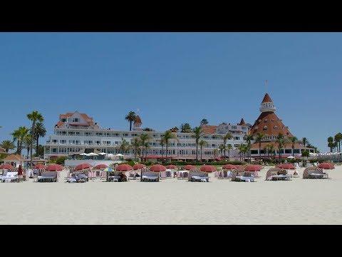 Hotel Del Coronado: California Luxury Minute Resorts